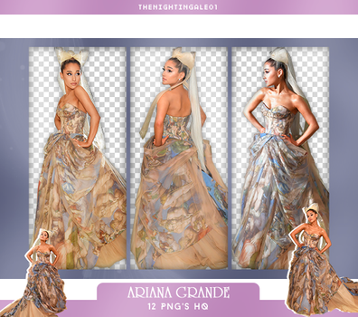 Ariana Grande - Pack Png #86 by TheNightingale01