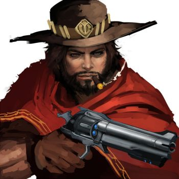 McCree by Metalbolic