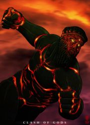 GILGAMESH - Clash of Gods by The-Last-Phantom