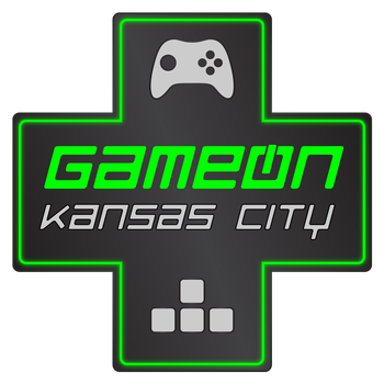 GameOnKC Logo by Xavisavvy