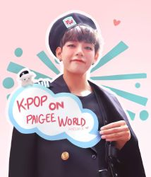 Fanart BTS Kim Taehyung - KPOP on PW contest entry by ameloodrawing-s