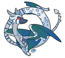 Ascaris by fishcycle