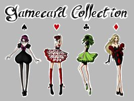 Gamecard Collection by WeleScarlett