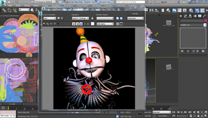Ennard WIP by GamesProduction