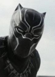 Black Panther vs This Guy (Idk his name) by TheBendyFandum
