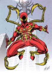 Iron Spider by mdavidct