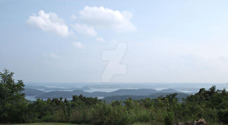 Ozark Mountains by Zach-Bowie
