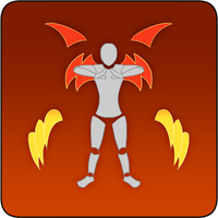 Digimon LinK: Inherit Application Icon by FireReDragon