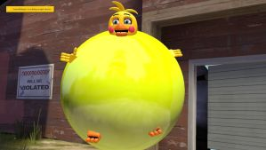 toy chica helium inflation by maskmaster64