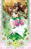 Sailor Jupiter by MagickDream