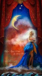 Only a Paper Moon by Foxfires