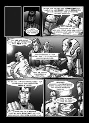 The Wolfman Of Astrotraz pg21 by Drivaaar