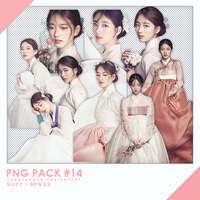PNG PACK#14 - Suzy 9PNGs - By Yangyanggg by Yangyanggg