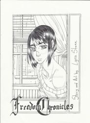 Freedom Chronicles Cover Page by lyrastone