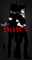 MMD - Human Bendy The Demon - Download Down by ShiinaRei