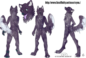 Werewolf female Adopt 1 Closed by marikoxmia