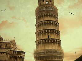 The Tower .. by UniqueOo