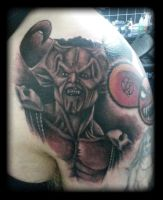 Legend by state-of-art-tattoo