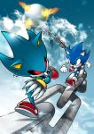 Sonic the Comic - Metallix and the Miracle Planet by handtoeye