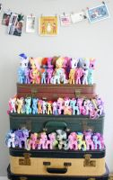 G4 Pony Collection by PinkiePirates