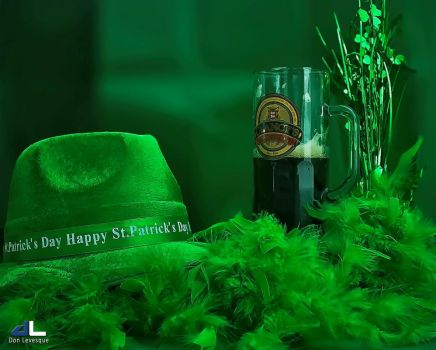 Happy St Patrick's Day by imonline