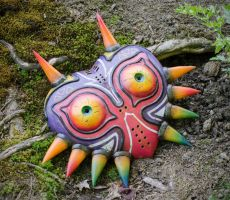 Majora's Mask by CheesyKnight