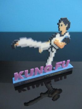 The Black Box Nes 3d Kung Fu by darkhattori