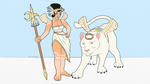 Smite: Angelic Awilix Contest Entry (TheTweedler) by TheTweedler