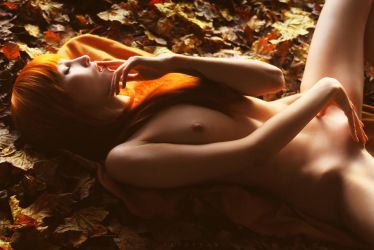 The Fire Of Sensuality by ArtofdanPhotography