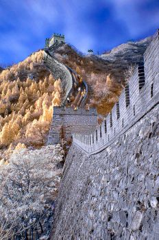 Great Wall Colored by gidferrer