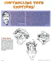 expression tutorial 5 by RAYN3R-4rt