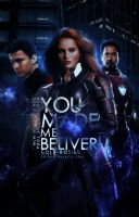 you made me a beliver  by gabrielemmmasjo