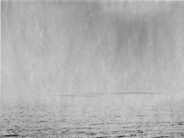 The sea was not a mask. No more was she. by mehrmeer