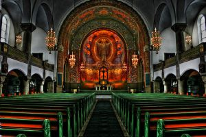 Church HDR by Pewdie