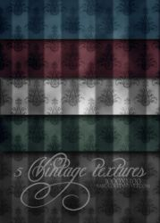 Vintage textures by Baira
