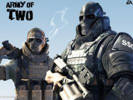 Army of Two by SacrificialS