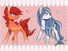 Pony Adopts Auction  :: 06062016 CLOSED by RenciAdopts
