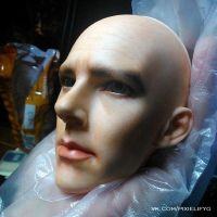 BJD Benedict Cumberbatch faceup by Pixielify by PixieLify
