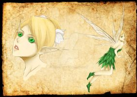 Neverland :: Tinkerbell by Nuxcia