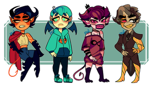 Monster adopts ix [closed] by pw-adopts