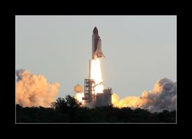 STS-134 Launch Image number 2 by OpticaLLightspeed