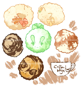 [Adoptables, Set-price] Dust bunnies 12 [OPEN] by tshuki