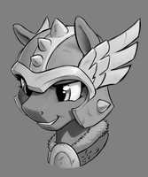 Daily Doodle 434 by Amarynceus