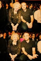 Rob and Betty White by nylfn