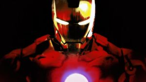 Iron Man by Astralview
