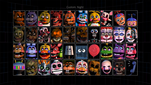OH HELL YEAH (This is what I call a challenge) by Yandereanimatronic87