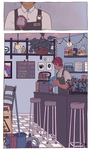 Coffeeshop by reimena