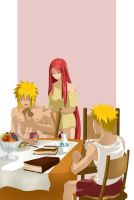 NARUTO -Happy family- by Eien-no-hime
