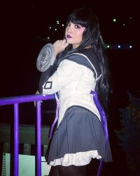 Waiting for a witch-Homura Akemi