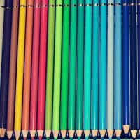 Colored pencils by stardixa